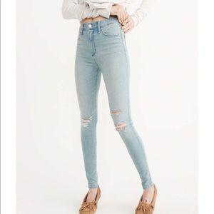Abercrombie & Fitch Simone Skinny Jeans